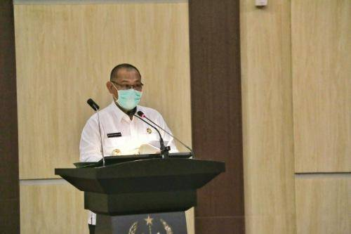 Plt Walikota Medan Sampaikan Nota Pengantar terkait Ranperda Kota Medan Tentang APBD Kota Medan Tahun Anggaran 2020 ke DPRD Medan