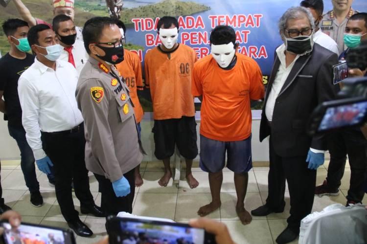 Misteri Temuan Mayat Remaja dalam Karung Terbongkar, Korban Pelajar SMP Negeri 2 Galang Dibunuh dan Dihanyutkan di Sungai Permina Tamora