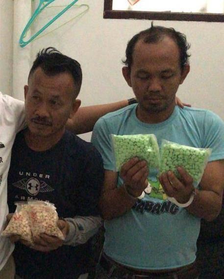 Sepanjang September 2020, Polrestabes Medan Berhasil Ungkap Peredaran 4,4 Kilo Sabu, Ribuan Pil Ekstasi dan Tangkap 12 Tersangka