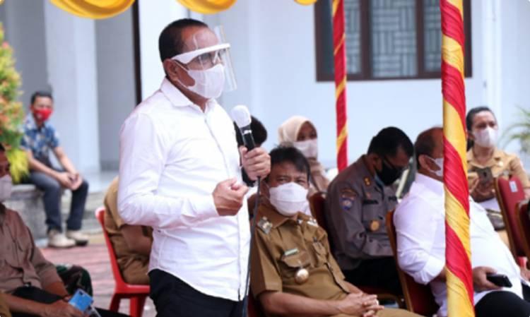Gubernur Sumut Pastikan Kepulauan Nias Akan Punya Lab PCR Sendiri, Tekan Penyebaran Covid-19