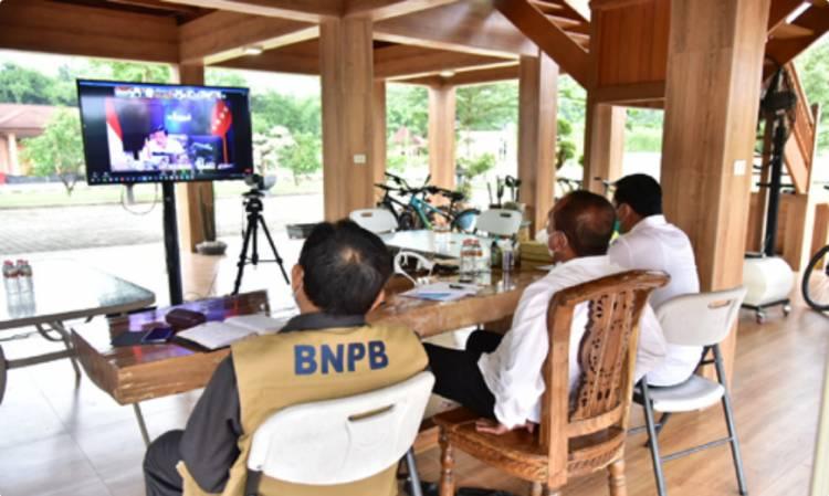 Kasus Positif Covid-19 Tinggi, Kepulauan Nias Bakal Diisolasi, Gubernur Sumut Minta Izin ke Menko Marves Luhut Pandjaitan