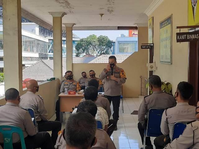 Jelang Ops Mantab Praja 2020, Personil Polri Dilarang Foto Bersama Paslon Pilkada