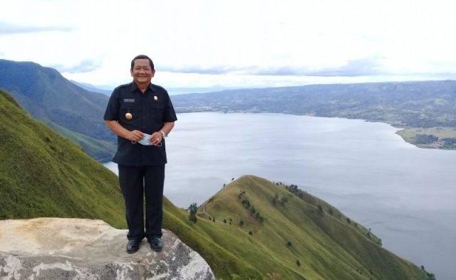 Pemkab Samosir Buka Lahan Wisata Baru di Sipatungan Danau Toba