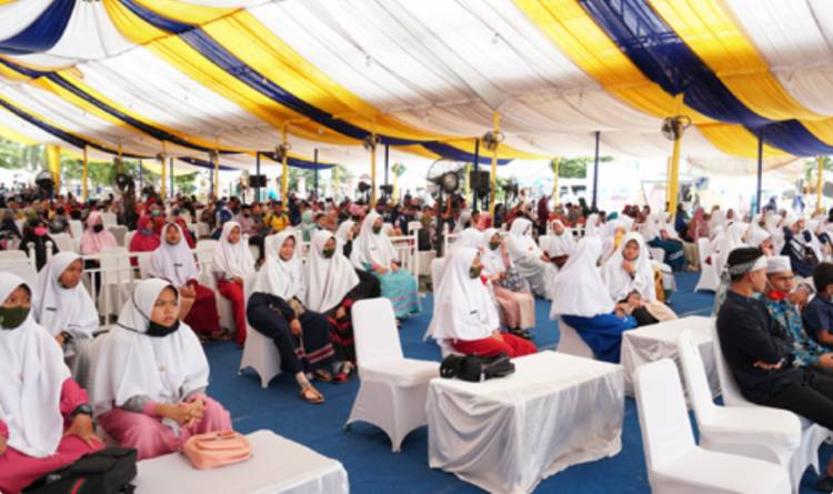 MTQ ke-37 Sumut di Kota Tebingtinggi, Pengunjung di Dominasi Remaja