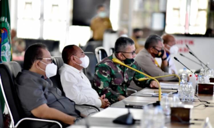 Gubernur Sumut Akui Butuh Waktu Selesaikan Kasus Tanah Simalingkar dan Sei Mencirim, Pemerintah Pusat Ikut Dampingi