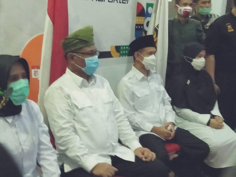 Tepung Tawar Paslon AMAN, Akhyar : Kami Wakafkan Diri Ini Untuk Kota Medan