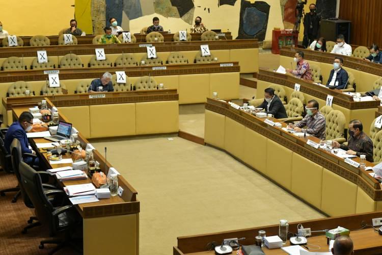 Pramono: Peruntukan Anggaran Setkab untuk Laksanakan Perpres 55 Tahun 2020