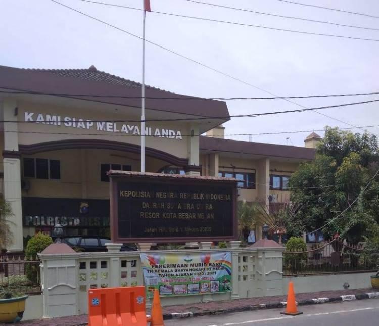 163 Perwira dan Brigadir Jajaran Polrestabes Medan Dimutasi, Iptu Martua Manik PS Kanit Reskrim Polsek Delitua