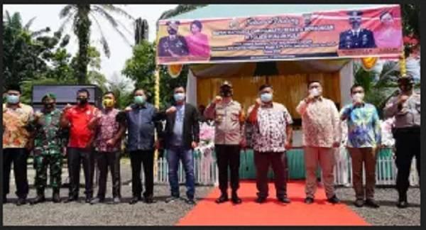 Bupati Ajak Warga Jaga dan Sukseskan Pesta Demokrasi di Labura