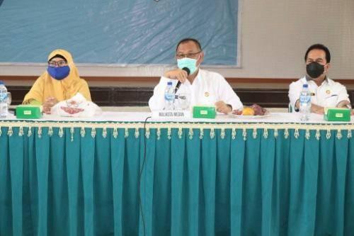 Akhyar Nasution Buka Rakor Community TB Care Aisyiyah di Medan Petisah