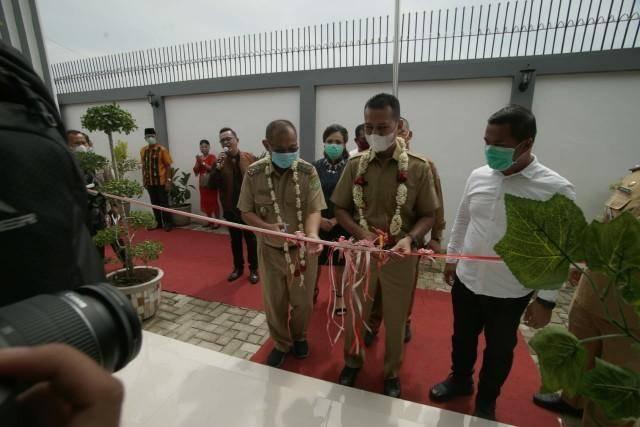 Peresmian IPWL Pusat Rehabilitasi Korban Narkoba Mari Indonesia Bersinar Dihadiri Wagubsu dan Plt Wali Kota Medan