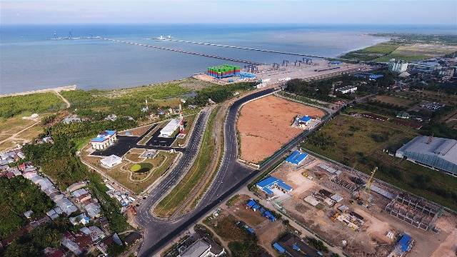 Pelabuhan Kuala Tanjung Tumbuh Pesat, Pelindo 1 Sebut Kunjungan Arus Kapal Naik Hingga 30 Persen