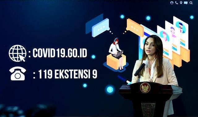 dr Reisa Edukasi Pasien Covid-19, Gejala Berat Sekalipun Bisa Sembuh