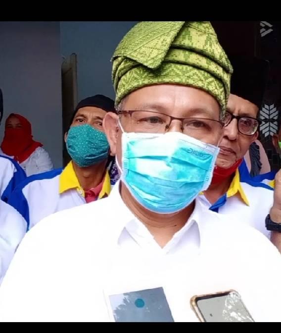 Ucapkan Selamat ke Pjs Walikota Medan Yang Baru, Akhyar Berpesan Laksanakan Program Kerja Yang Sudah Disusun
