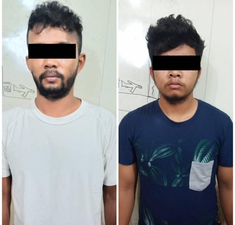 Petugas Koperasi Ribut Saat Tagih Hutang di Pakam, Dua Pria Ditangkap Polisi