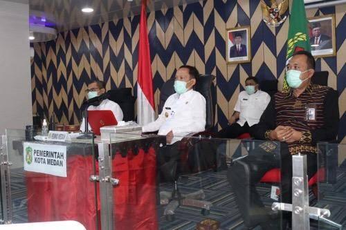 Bank Sumut RUPS Luar Biasa, Ikut Hadir Pjs Wali Kota Medan