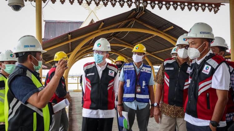 Pelindo1 Dorong Kinerja Pelabuhan Sebagai Salah Satu Motor EKonomi Riau di Tengah Pandemi