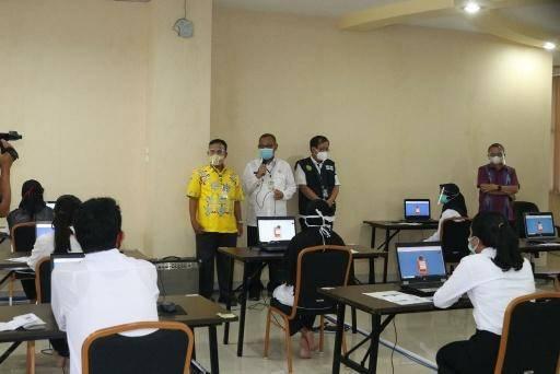 Pemko Medan Gelar Ujian SKB CPNS, Akhyar Nasution Pesankan Ini