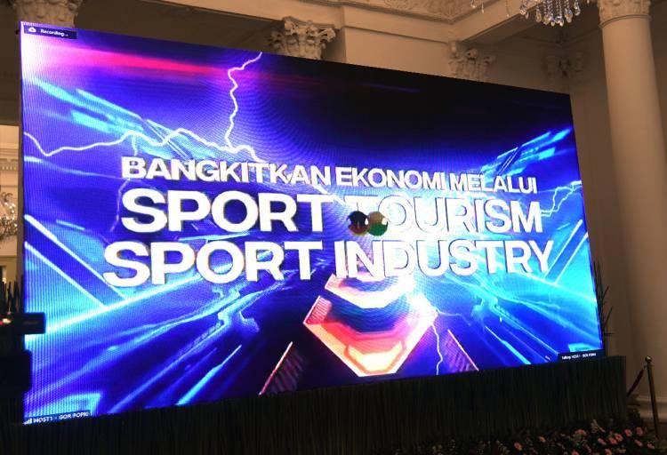 Olahraga Bisa Jadi Pendongkrak Ekonomi dan Pengembangan 'Sport Tourism' Nasional