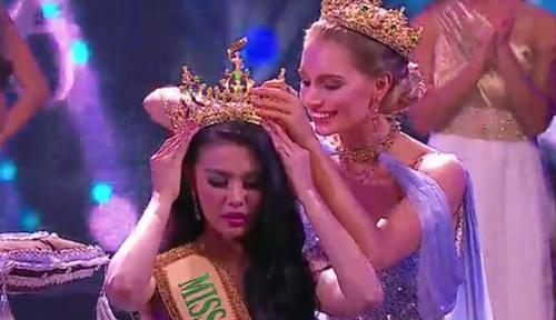 Mahasiswi UISU yang Dinobatkan Sebagai Miss Grand International
