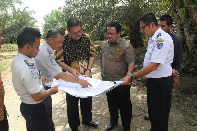 Parlindungan Purba : Pembangunan Bandara Aek Nabara di Labuhanbatu Sudah Layak