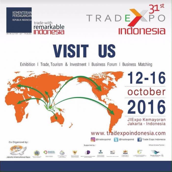 Digelar 12-16 Oktober, Mendag Targetkan Transaksi Trade Expo Indonesia Tembus Rp 2 Triliun