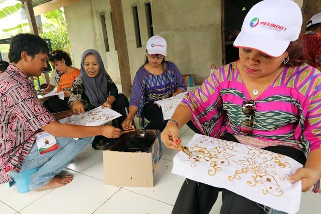 Pelindo 1 Bawa Pengelola Wisata Tomok Ke Yogyakarta