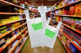 Kantung Plastik Berbayar Hanya Untungkan Produsen Plastik