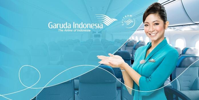 GATF 2016, Garuda Indonesia Tawarkan Tiket Spesial ke Berbagai Destinasi