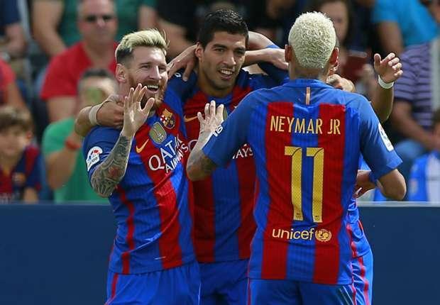 Messi Jadi Penentu Kemenangan, Barcelona Permalukan Valencia 3-2