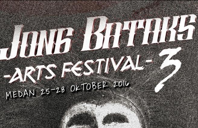 Sajian Ritual Topeng di Jong Batak Art Festival TBSU