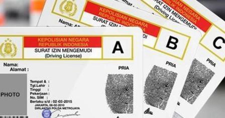 Jika Tak Dikembalikan, Pemilik SIM Palsu Terancam Hukuman Pidana