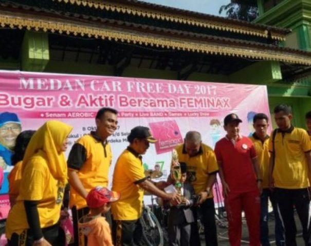 Putra Personil Deli Serdang Juara Lomba Anak Soleh Nasional 2017, KBPP Polri Berikan Penghargaan