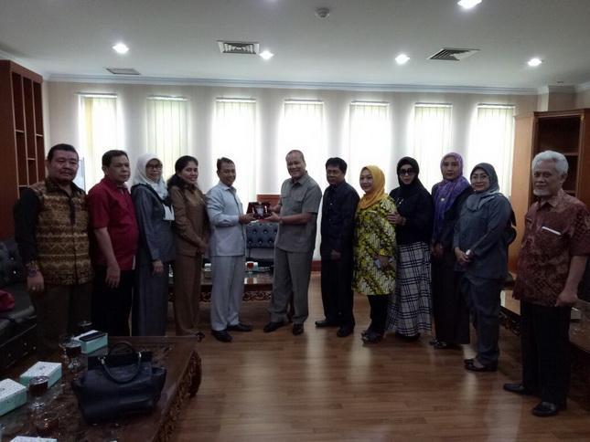 DPRD Depok Belajar Penataan PKL ke Medan