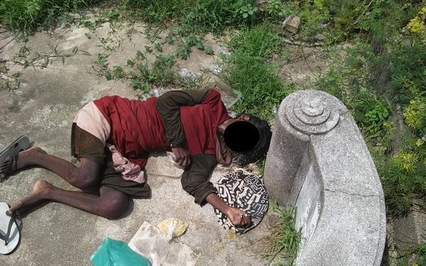 Wanita Ini Ditemukan Tewas di Areal Perkuburan Marindal, Diduga Kelaparan