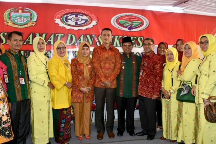 Wagub Sumut Hadiri Pembukaan TKN, TTG, dan PINDeskel 2018 di Bali