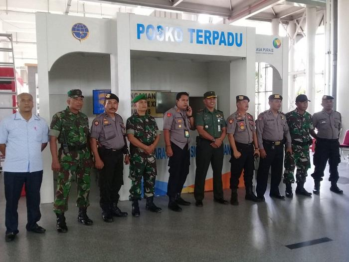 PT AP II Dirikan Posko Pengamanan MTQN di Bandara Kualanamu