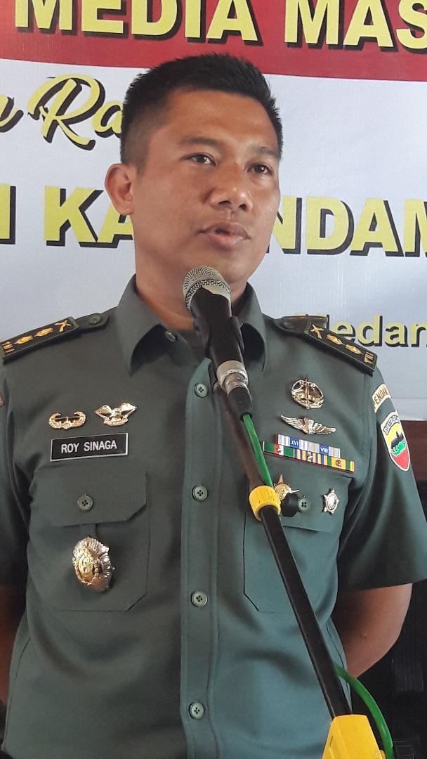 Kapendam I/BB: Penangkapan 11 Orang Pesta Sabu oleh Deninteldam Tunjukkan Keseriusan TNI AD Serius Berantas Narkoba
