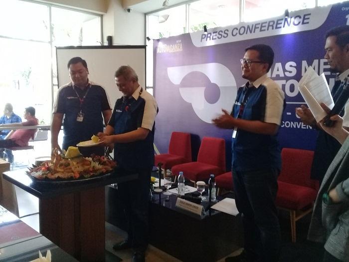 GIIAS Medan Auto Show 2018, Pameran Otomotif Terbesar di Sumatera Utara Siap Dibuka Besok