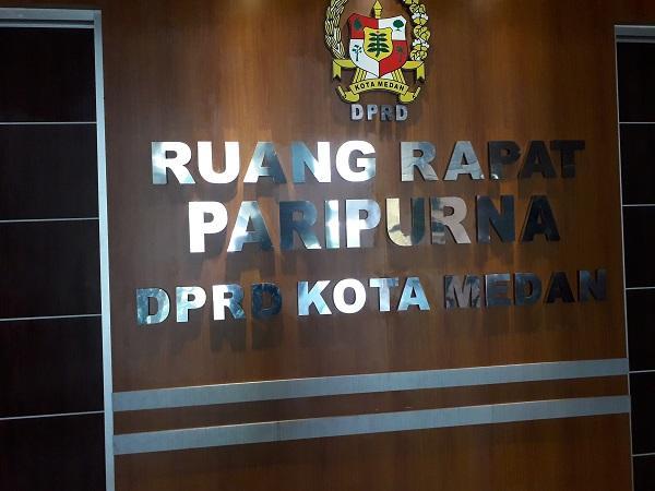 Fraksi Demokrat Tuding Pemko Medan Tak Optimalkan PAD