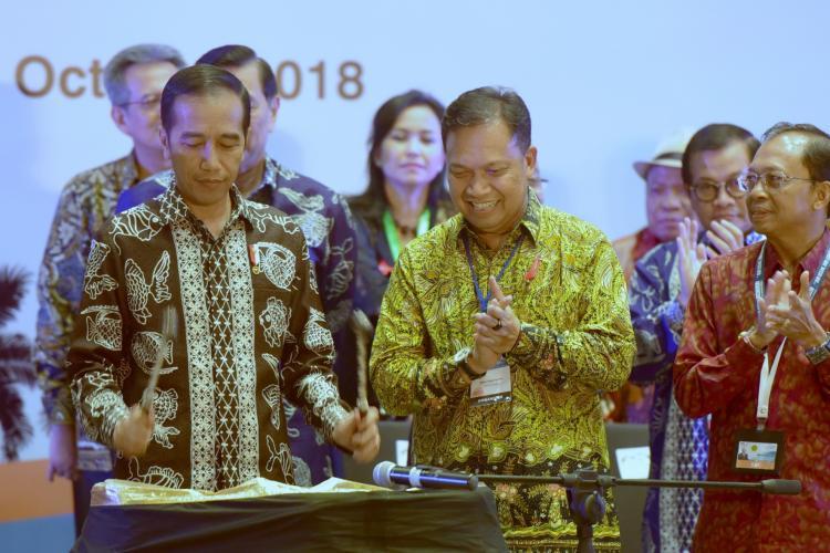 Presiden Jokowi: Enggak Usah Perbesar Lahan, Naikkan Produktivitas Dulu