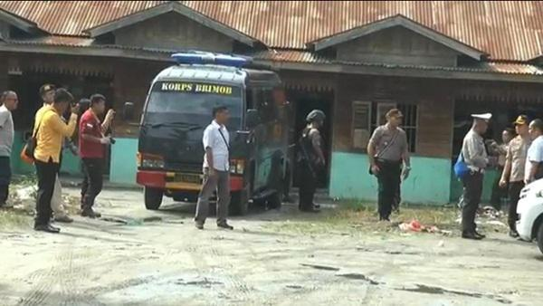 Wali Kota Tanjung Balai Apresiasi Langkah Cepat Polri Berantas Terorisme