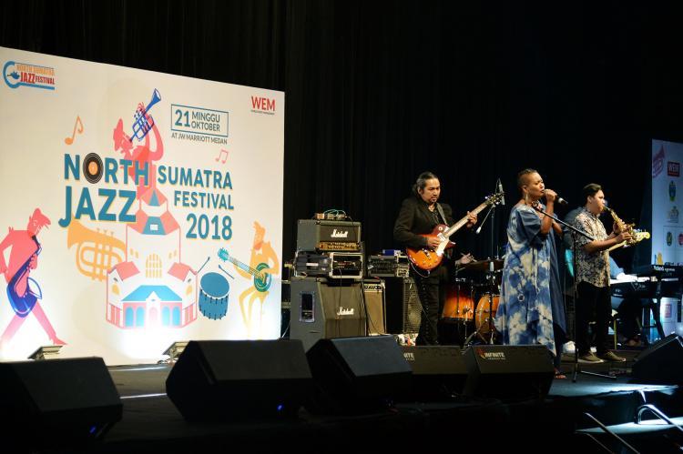 Wagub Musa Rajekshah Kagumi Kolaborasi Musik Jazz dan Gordang Sambilan