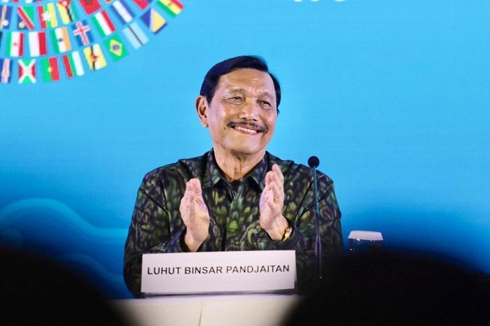 Menko Luhut: Perhelatan IMF-WB 2018 di Bali Berakhir dengan Kesan Baik
