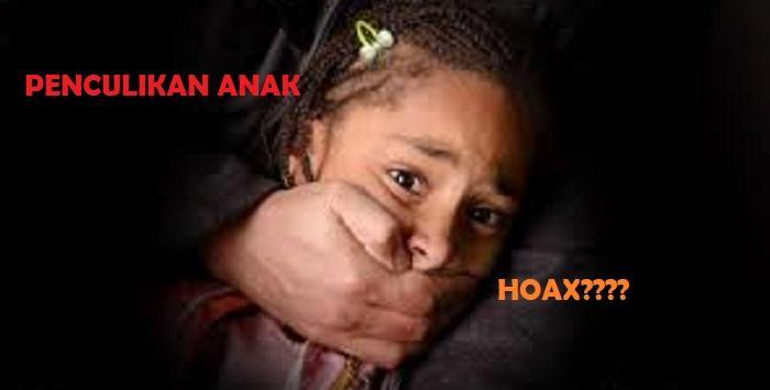 Isu Penculikan Anak Ternyata Hoax, Ini Jawaban Poldasu