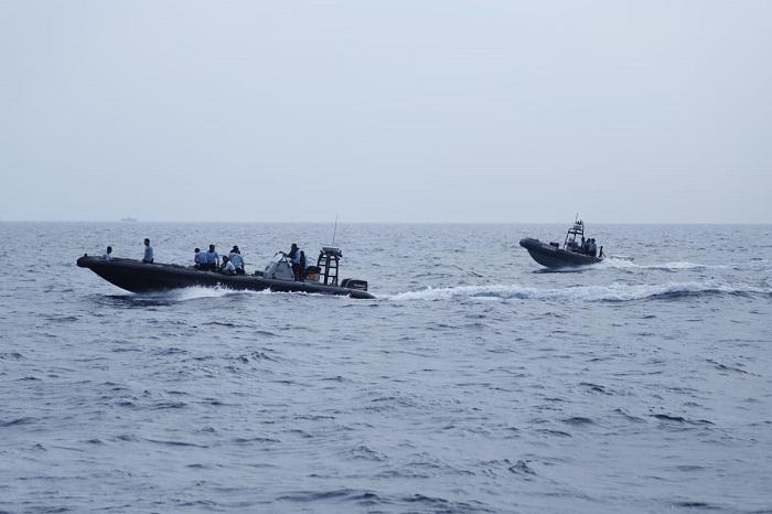 TNI Kembali Sisir Perairan Tanjung Karawang, Lokasi Jatuhnya Lion Air JT-610