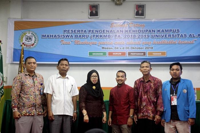 Universitas Al-Azhar Medan Gandeng Perusahaan Industri Kreatif Kembangkan Wirausaha Mahasiswa
