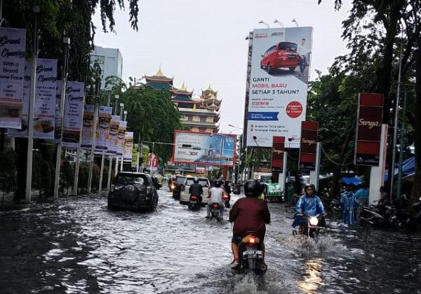 Buruknya Penataan Drainase Penyebab Kota Medan Kebanjiran