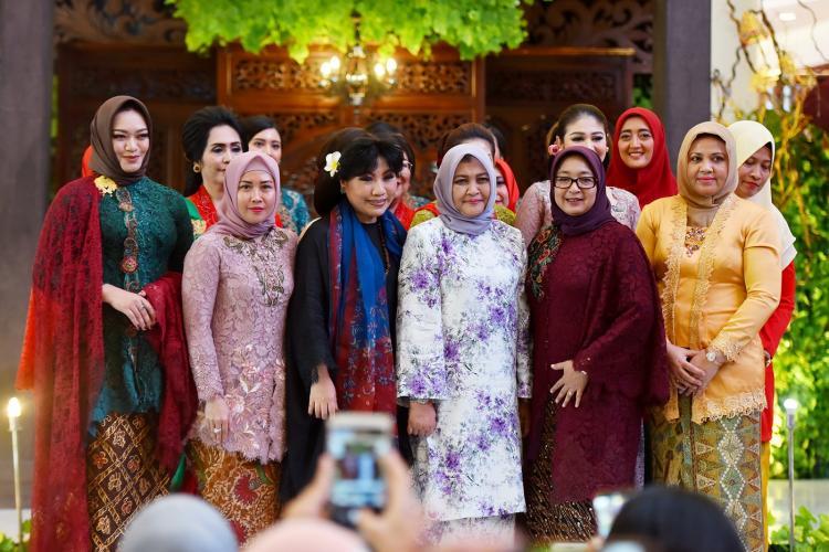 Pasar Tiban Resmi Dibuka, Anne Avantie Ucapkan Terima Kasih atas Dukungan Pemprov Sumut