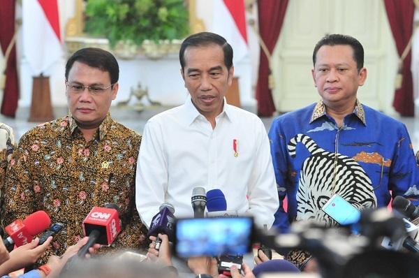 Soal Menteri, Presiden Jokowi: Ada yang Lama, yang Baru Banyak